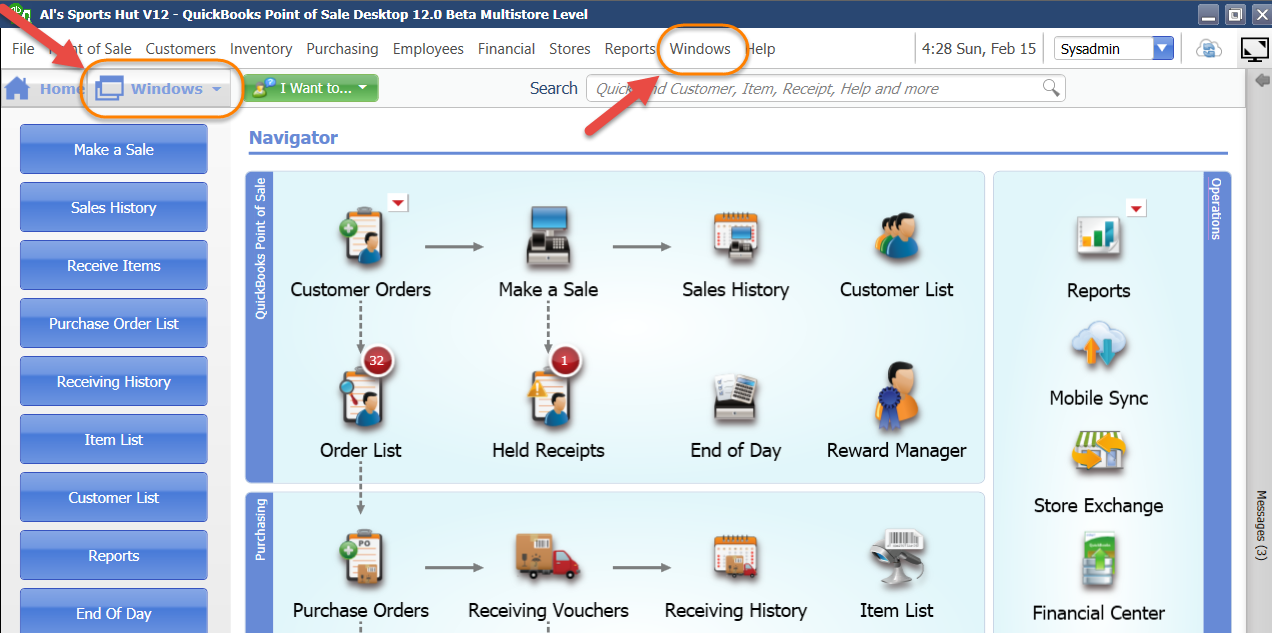 Quickbooks Point Of Sale Multi Store Shieldsoft Consult